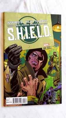 S.H.I.E.L.D. #9 Jack Kirby & Jim Steranko 1-In-50 Incentive Variant 50TH Anniversary UNCIRCULATED Comic Book - Marvel Comics 2015 - NEW Grade 9.8 - VERY RARE