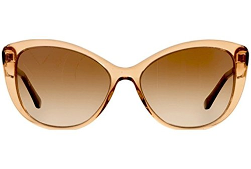 00763d4a4aaf4 Versace 4295 617 13 Transparent Brown 4295 Cats Eyes Sunglasses Lens  Category 2 - Buy Online in Oman.