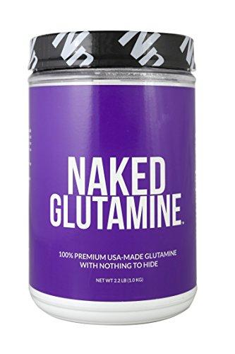 Pure L Glutamine Made USA Metabolism product image