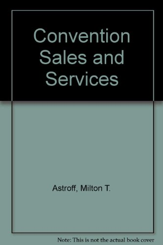 Convention Sales and Services