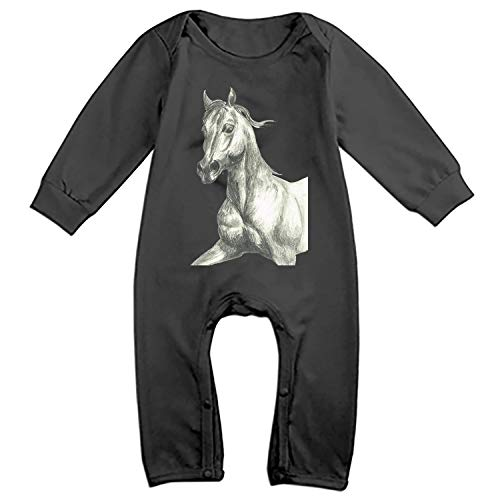 WANL Unisex Baby Long-Sleeve One-Piece Suit Hackney for sale  Delivered anywhere in USA