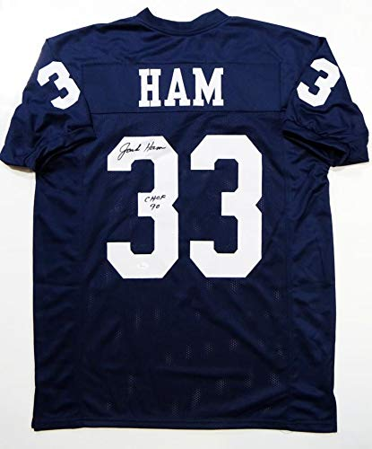 b69d8157870 Image Unavailable. Image not available for. Color  Jack Ham Signed Jersey  ...