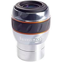 Celestron 93433 Luminos 19mm Eyepiece (Silver/Black)