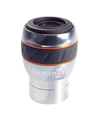 Celestron 93433 Luminos 19mm Eyepiece (Silver/Black) by Celestron