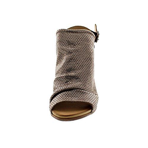 Maca Kitzbühel Damenschuhe - Sandalen 2233 - moutongold moutongold