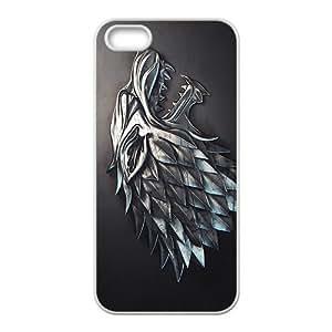 Unique steel phoenix Cell Phone Case for iPhone 5S