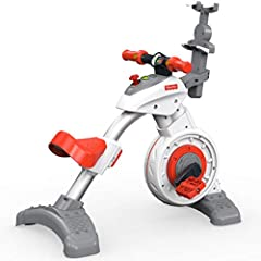 Pedal into learning fun with the Fisher-Price Think & Learn Smart Cycle, where kids are in control of all the action and the more kids pedal, the more they can learn! Smart Cycleis equipped with Bluetooth Technology, sokids can play coo...