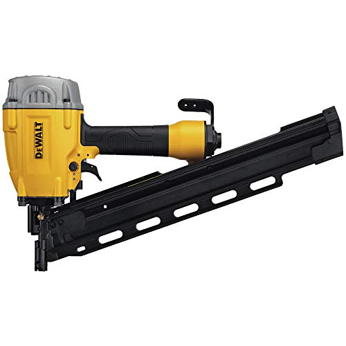 Dewalt DWF83PLR NEXT GENERATION 21 Degree 3-1 4 in. Pneumatic Plastic Strip Framing Nail Renewed