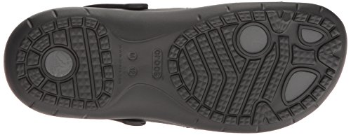 Crocs Sport Adulto Adulto Nero Zoccolo (nero / Grafite)