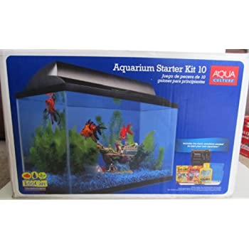 Aquarium Starter Kit 10 Aqua Culture