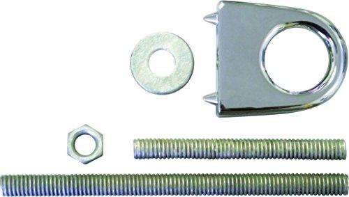 SeaSense Bow / Stern Eye, Chrome Plated Die Cast Zamak Eye