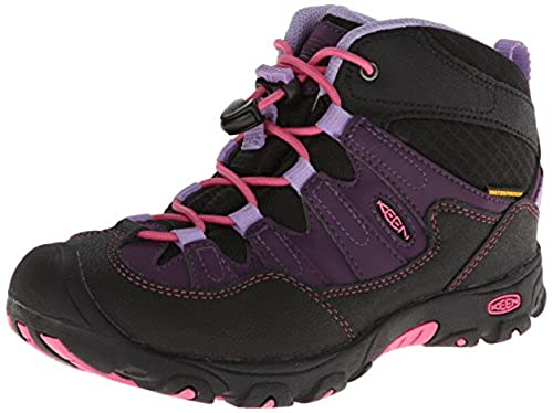 09. KEEN Pagosa Mid WP Hiking Boot (Little Kid/Big Kid)