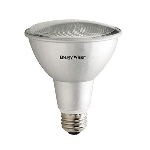 Bulbrite CF15PAR30WW 15-Watt Compact Fluorescent PAR30, Medium Base, Warm White [Pack of 6]