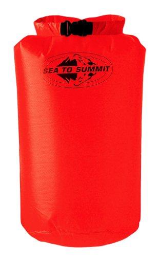 Sea to Summit Erwachsene Packsäcke Ultra-Sil Drysack 35L, orange, Volumen 35 L., Ultra-Sil 30D, Hypalon Rollverschluss, Mehrfarbig, One Size, 561608
