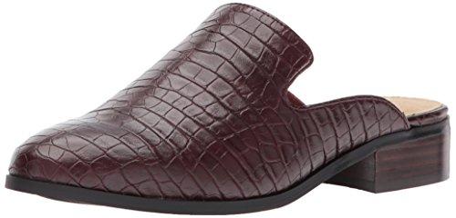 Vita Burgundy Bella Flat Briar Women's Crocodile Ii Owgdq04B