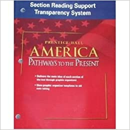 TEXTBOOK TO THE PATHWAYS AMERICA PRESENT