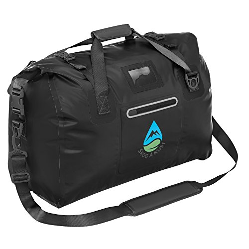 Såk Gear DuffelSak Waterproof Duffel Bag | 40L Black