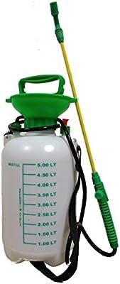 Fumigador pulverizador 5 litros: Amazon.es: Jardín