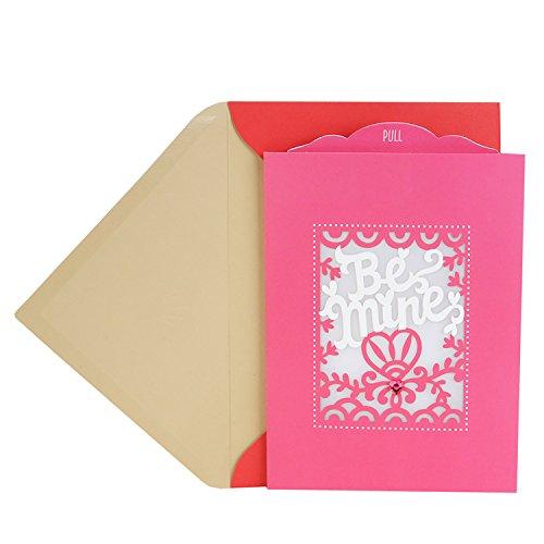 "Hallmark Valentine's Day Sound and Light Greeting Card (""You Are My Sunshine"")"