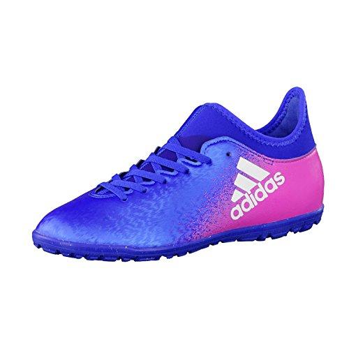 Foot Tf Garçon ftwwht J Chaussures Adidas 3 De X 16 Blue shopin R8F10