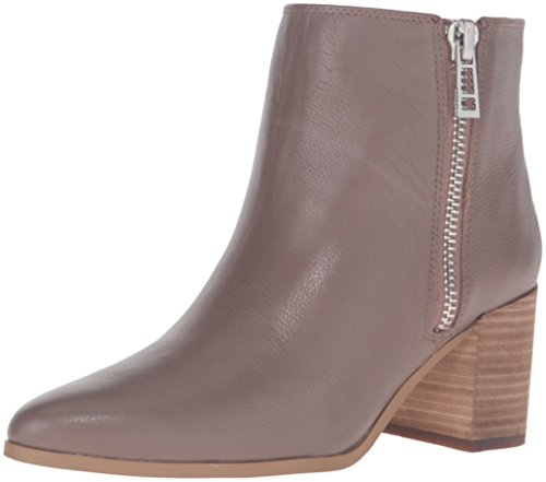 Fashion Studio Charles David Frauen by Geschlossener Zeh Dark Charles Taupe Stiefel II07A