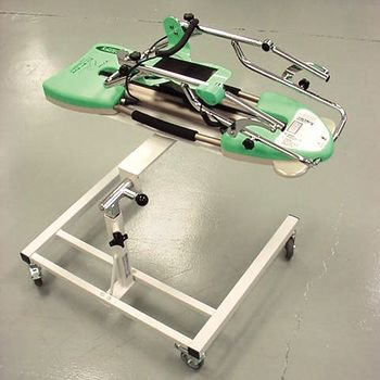 Kinetec Adjustable Height Trolley for Knee CPM(Continuous Passive Motion) Machine by Kinetec