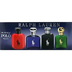 Launched in 1978 by the design house of Ralph Lauren. It is a classified as a flowery fragrance. The scent possesses a blend of leather, wood, tobacco, basil, and oakmoss. It is recommended for casual wear.
