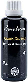 product image for Ombra Del Sole: Defense & Repair Oil - Alternative Sun Protection, Rich in Anti-Oxidants, Soothes Sunburns - 1.7 oz (50 ml)