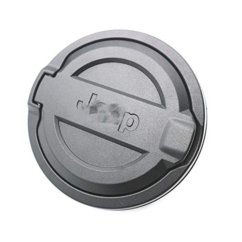 Fits For 2018-2019 JEEP Wrangler JL Fuel Filler Door Gas Cap Cover