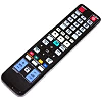 Universa Replacement Remote Control Fit for Samsung BD-P1590C/XAA BD-P1650/XEF BD-P1500/XAA BD Blu-Ray DVD TV Player