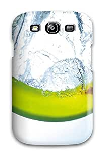 High Quality ATVMltl1219hZJbQ Banana Dropped In Water Nature Other Tpu Case For Galaxy S3