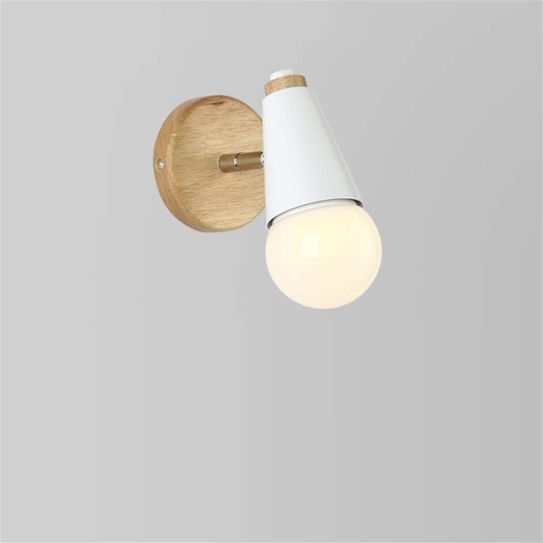 JZMB Deckenleuchte Nordic Wohnzimmer Lampe Platz Deckenleuchte Mode Massivholz Lampe Schlafzimmer Studie Einfache Energiesparende Beleuchtung