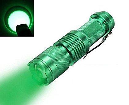 long range flashlight green - 8