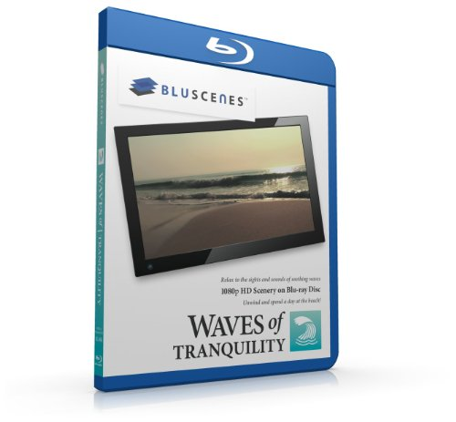 BluScenes: Waves of Tranquility 1080p HD Blu-ray