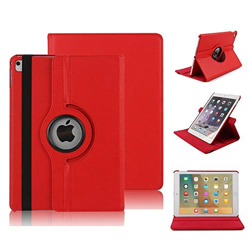 HuLorry iPad Mini 4 Smart Case, Clear Smart Lightweight Cover Slim Sleeve 360 Degree Rotating Case Protection Rugged Protective Poplular Cover for iPad Mini 4 Tablet 7.9 inch