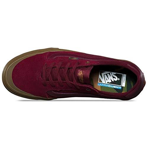 Size 112 Shoes 45 burdeaux vans Style Pro Caramel Bq1WRn4Ow
