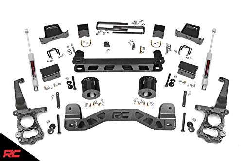 6 in lift kit for jeep - 7