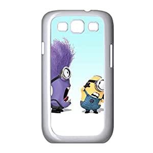 Generic Gel Clear Phone Case Design With Despicable Me Minions For Samsung Galaxy S3 I9300 Choose Design 16