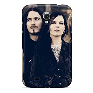 Protector Hard Phone Cover For Samsung Galaxy S4 With Support Your Personal Customized Realistic Rise Against Skin AlissaDubois