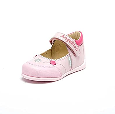 00542eb720b8 Lets Grow 609 Kids Leather Shoes Made in Spain  Amazon.co.uk  Shoes   Bags