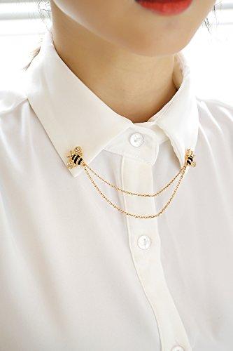 Price comparison product image Generic Jiao_5563_5628_breast-pin_ women girls _pin_ jewelry _sleek versatile_Korea,_China,_Japan Korea,_minimalist_furnishings_shirt_lapel_pin_ jewelry _