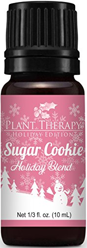 Plant Therapy Sugar Cookie Holiday Synergy Essential Oil ...