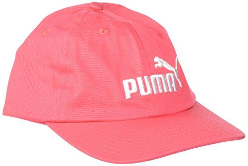Adulto Puma Gorra Unisex Blanco Cap Rosa ESS FfrqSfwPnI