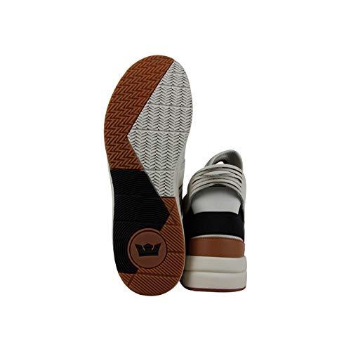 Skytop High Mens Top Bone Black Bone Supra Sneakers V Bw5gwA