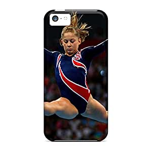 Fashion mobile phone carrying cases Awesome Look cover iphone 4 /4s - gymnastics