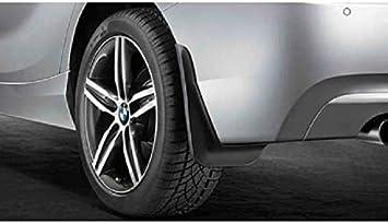 BMW Genuine Rear Mud Flaps Spash Guards Set F45 2 Active Tourer 82162407465