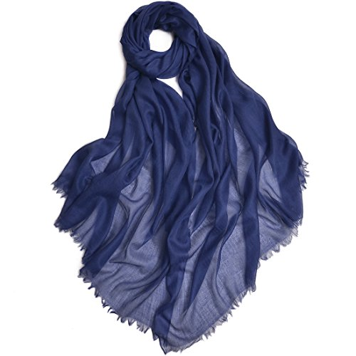 评价最高!100%羊绒超轻保暖围巾