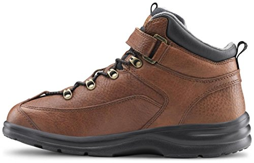 Dr. Comfort Women's Vigor Chestnut Diabetic Hiking Boots by Dr. Comfort (Image #3)