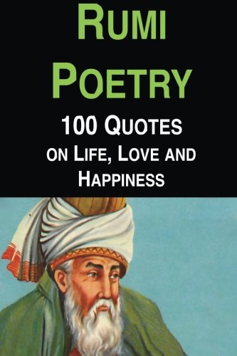 Rumi Poetry Quotes Life Happiness product image