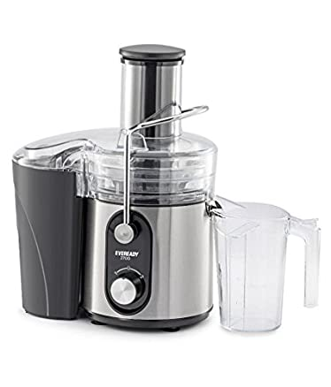 Eveready Slow Juicer J700 Multi-Purpose Electric Juicers at amazon